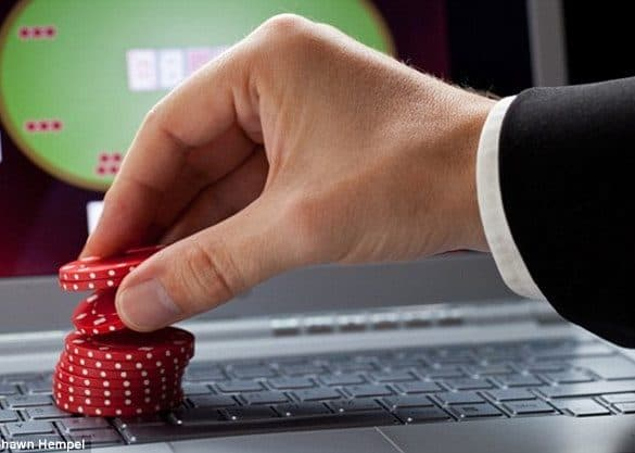 Dealing With a poor Beat in online Poker